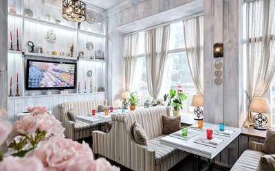 Банкеты кафе Позитано (Positano) на Ленинградском проспекте фото 2