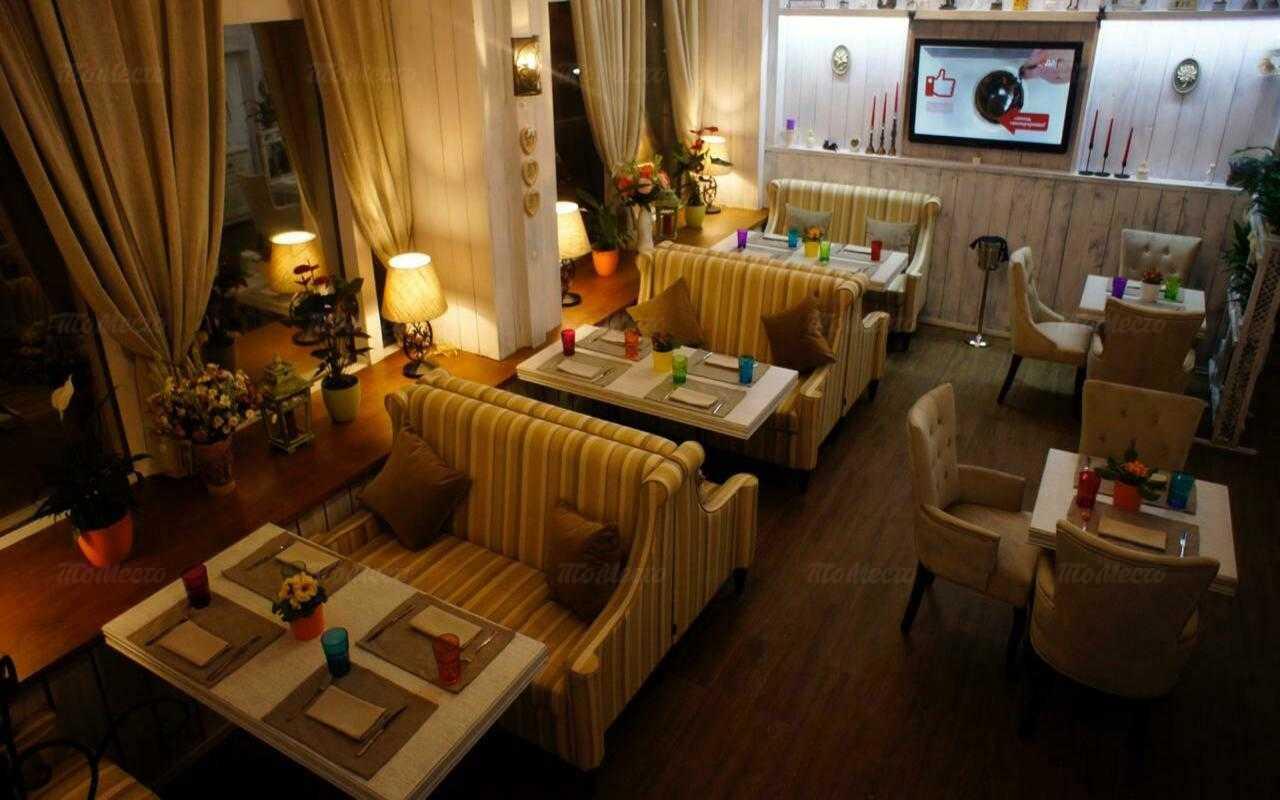Кафе Позитано (Positano) на Ленинградском проспекте фото 11