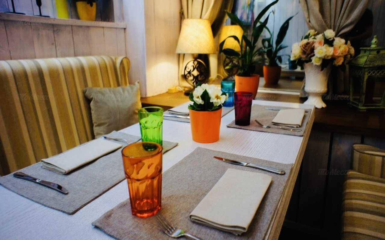 Кафе Позитано (Positano) на Ленинградском проспекте фото 17