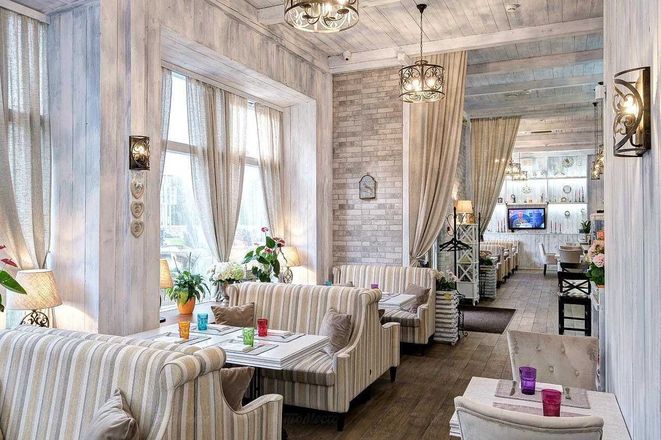 Кафе Позитано (Positano) на Ленинградском проспекте
