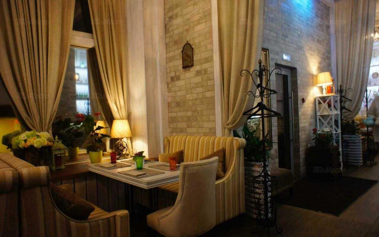 Кафе Позитано (Positano) на Ленинградском проспекте фото 12
