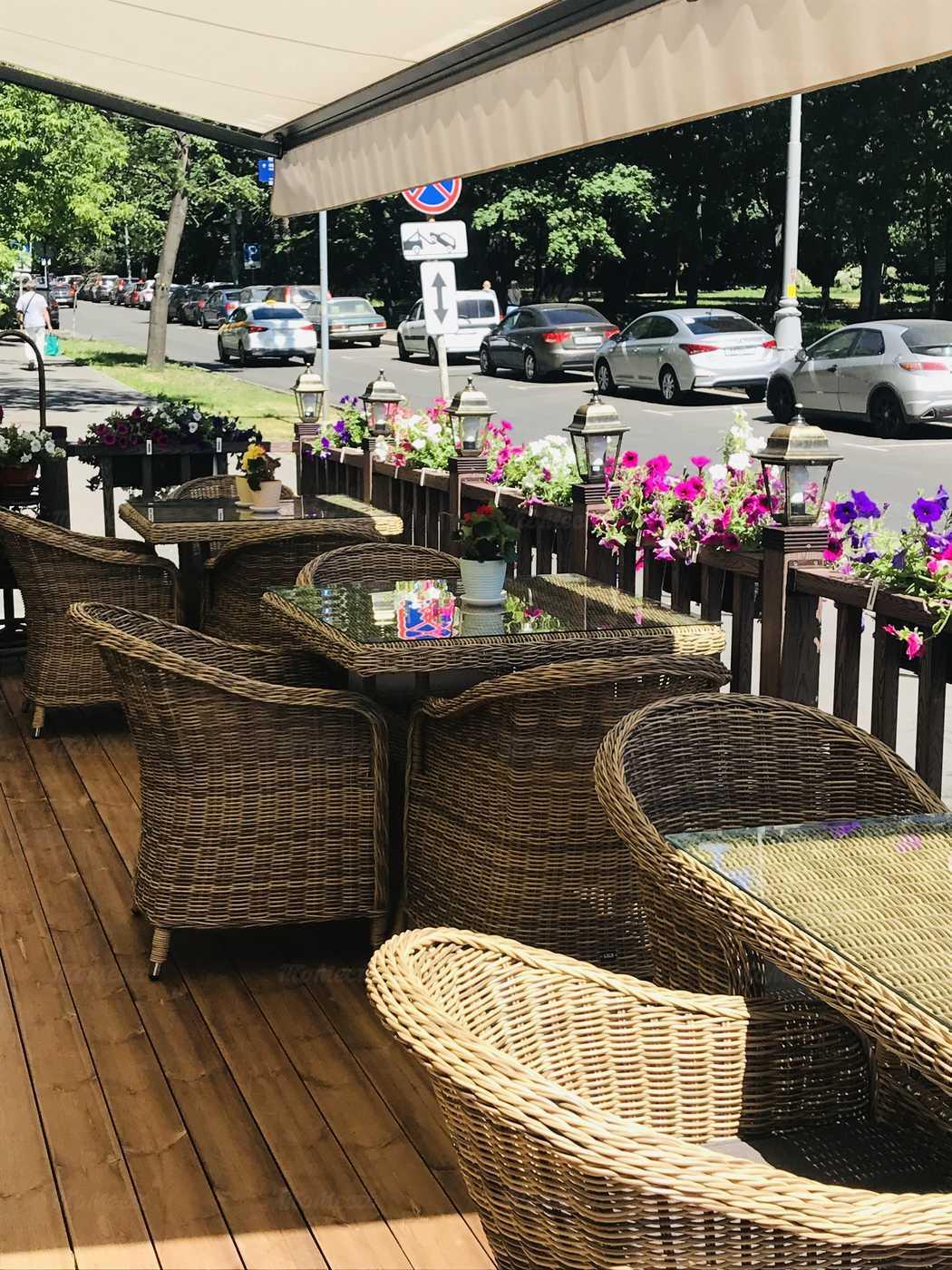 Кафе Позитано (Positano) на Ленинградском проспекте фото 21