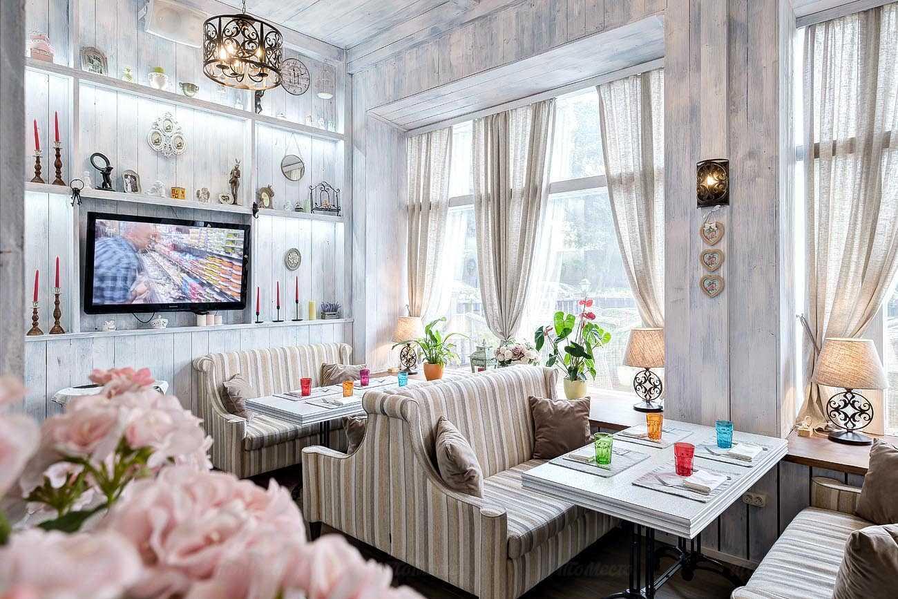 Кафе Позитано (Positano) на Ленинградском проспекте фото 2