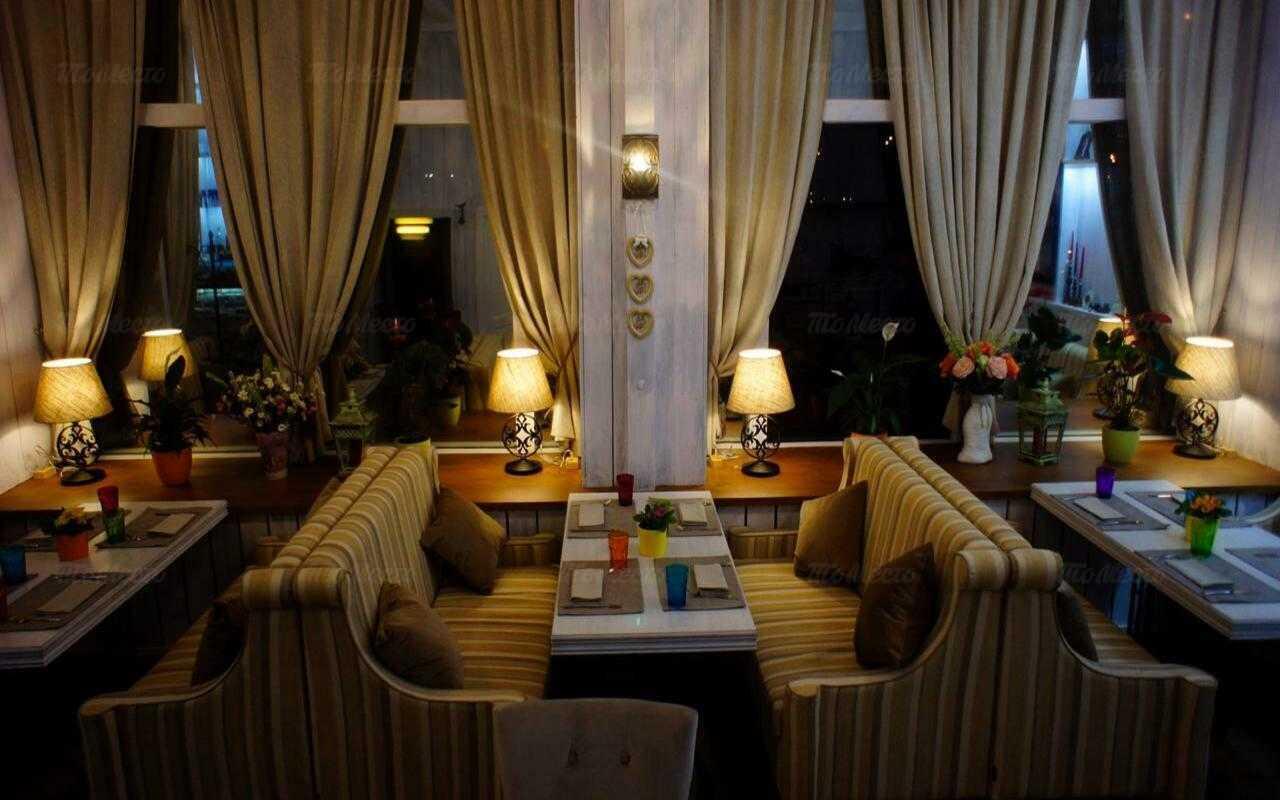 Кафе Позитано (Positano) на Ленинградском проспекте фото 15