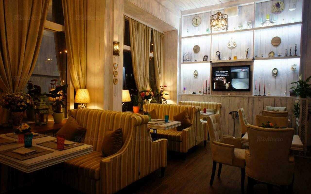 Кафе Позитано (Positano) на Ленинградском проспекте фото 8