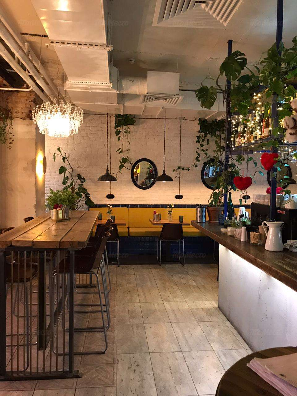 Кафе Public на улице Ефимова фото 3