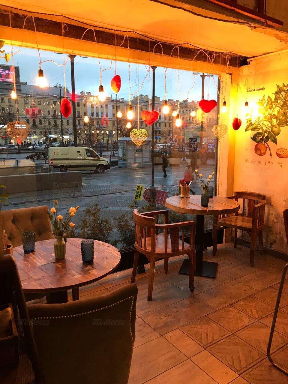 Кафе Public на улице Ефимова