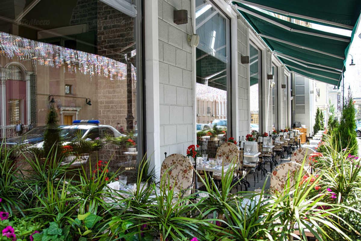 Ресторан Вилла Паста (Villa Pasta) на Большой Дмитровке фото 15