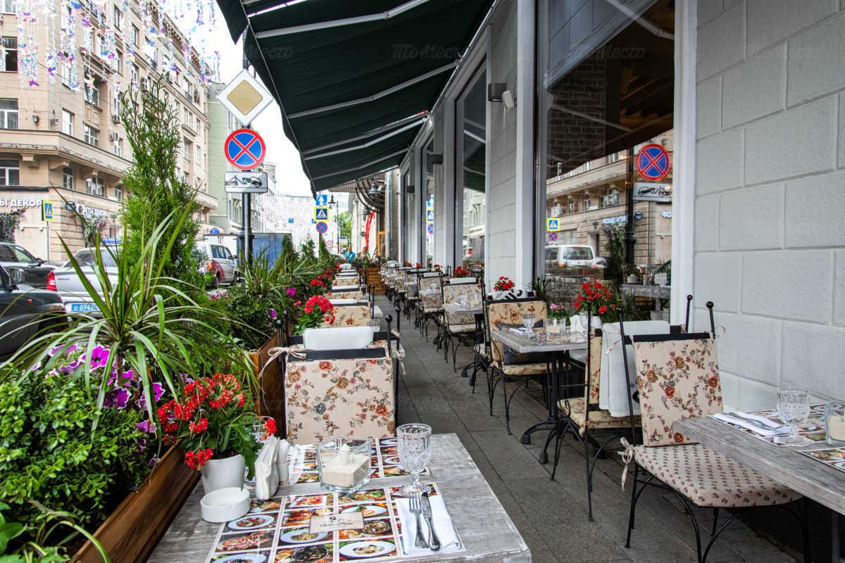 Ресторан Вилла Паста (Villa Pasta) на Большой Дмитровке фото 14