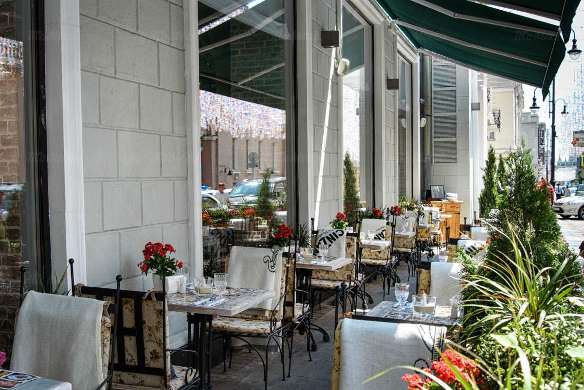 Ресторан Вилла Паста (Villa Pasta) на Большой Дмитровке фото 16
