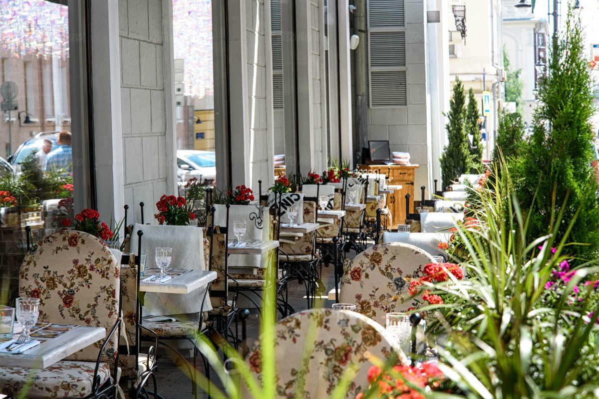 Ресторан Вилла Паста (Villa Pasta) на Большой Дмитровке фото 21
