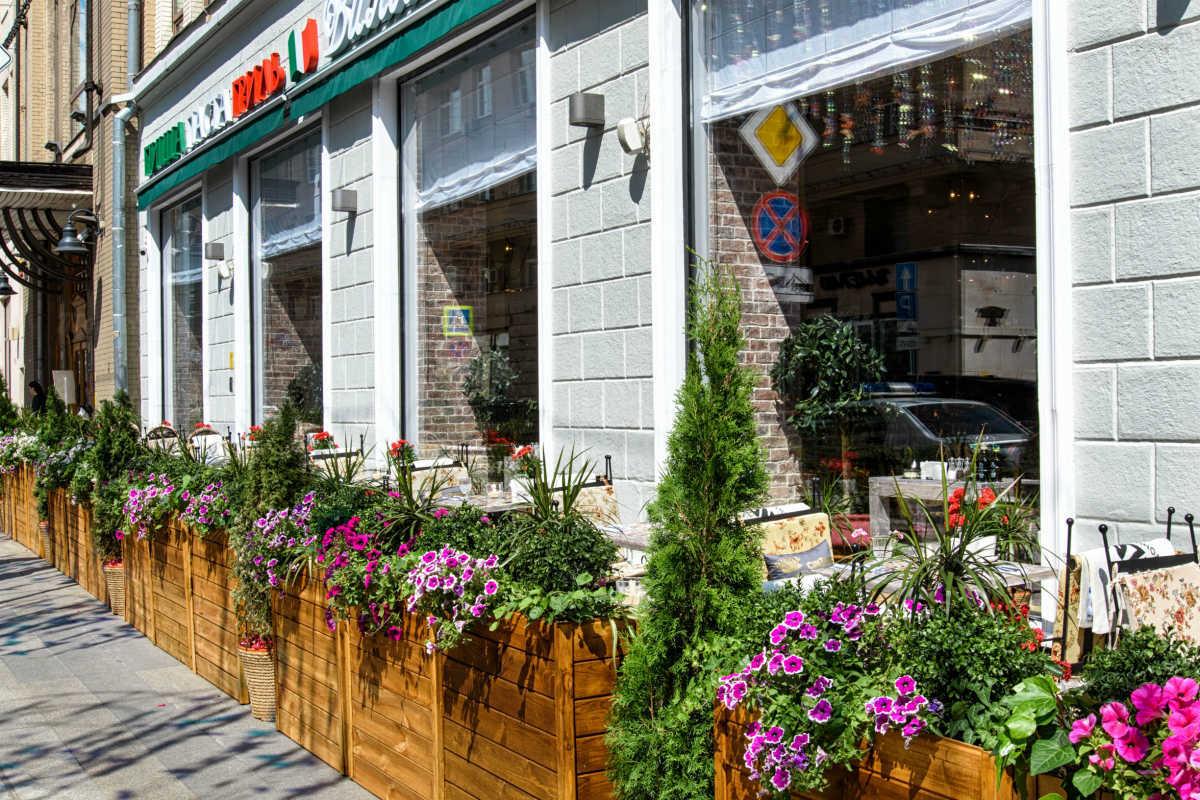 Ресторан Вилла Паста (Villa Pasta) на Большой Дмитровке фото 18