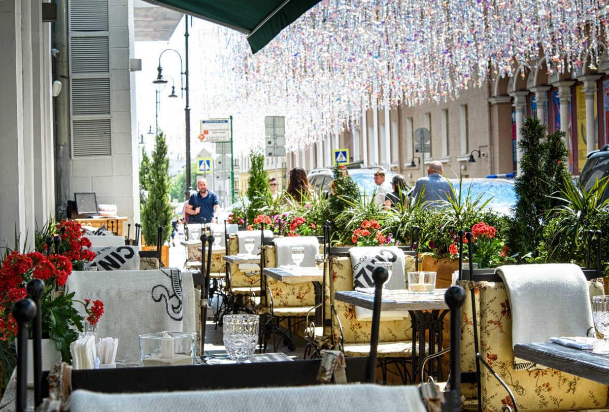 Ресторан Вилла Паста (Villa Pasta) на Большой Дмитровке фото 22