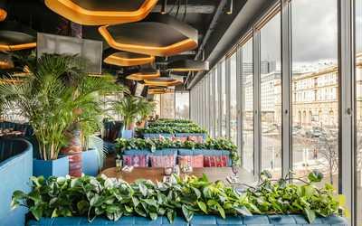 Банкетный зал ресторана Ишак (Eshak) на Новом Арбате  фото 3