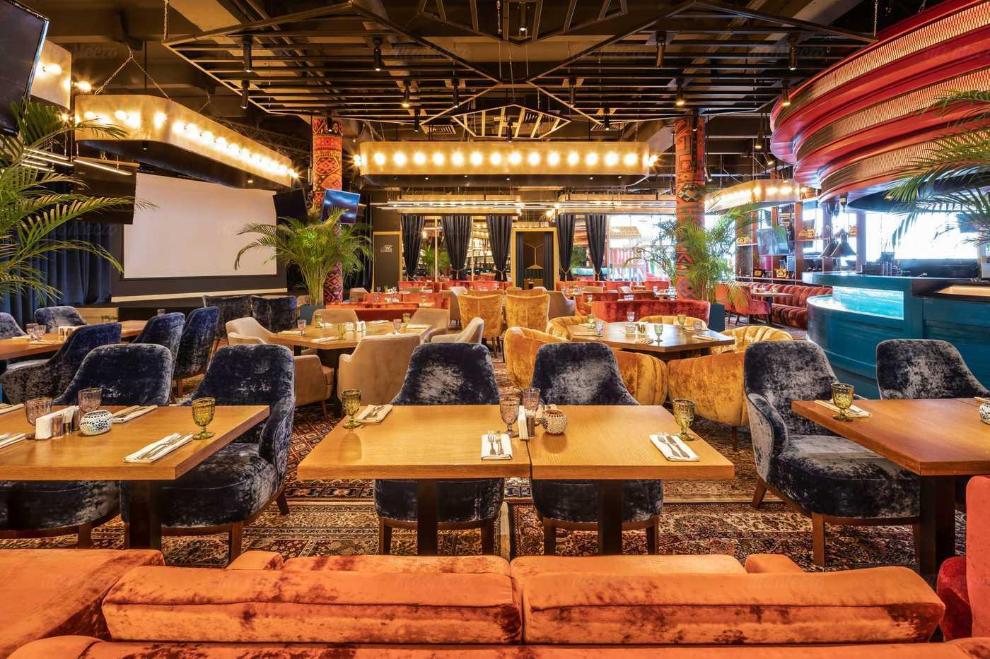 Ресторан Ишак (Eshak) на Новом Арбате  фото 8