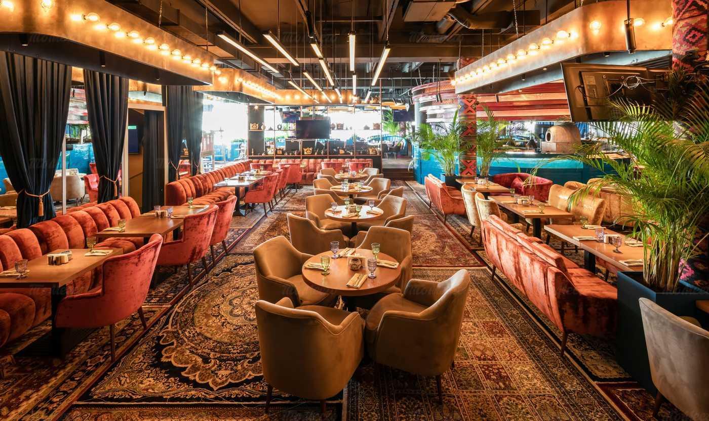 Ресторан Ишак (Eshak) на Новом Арбате  фото 9