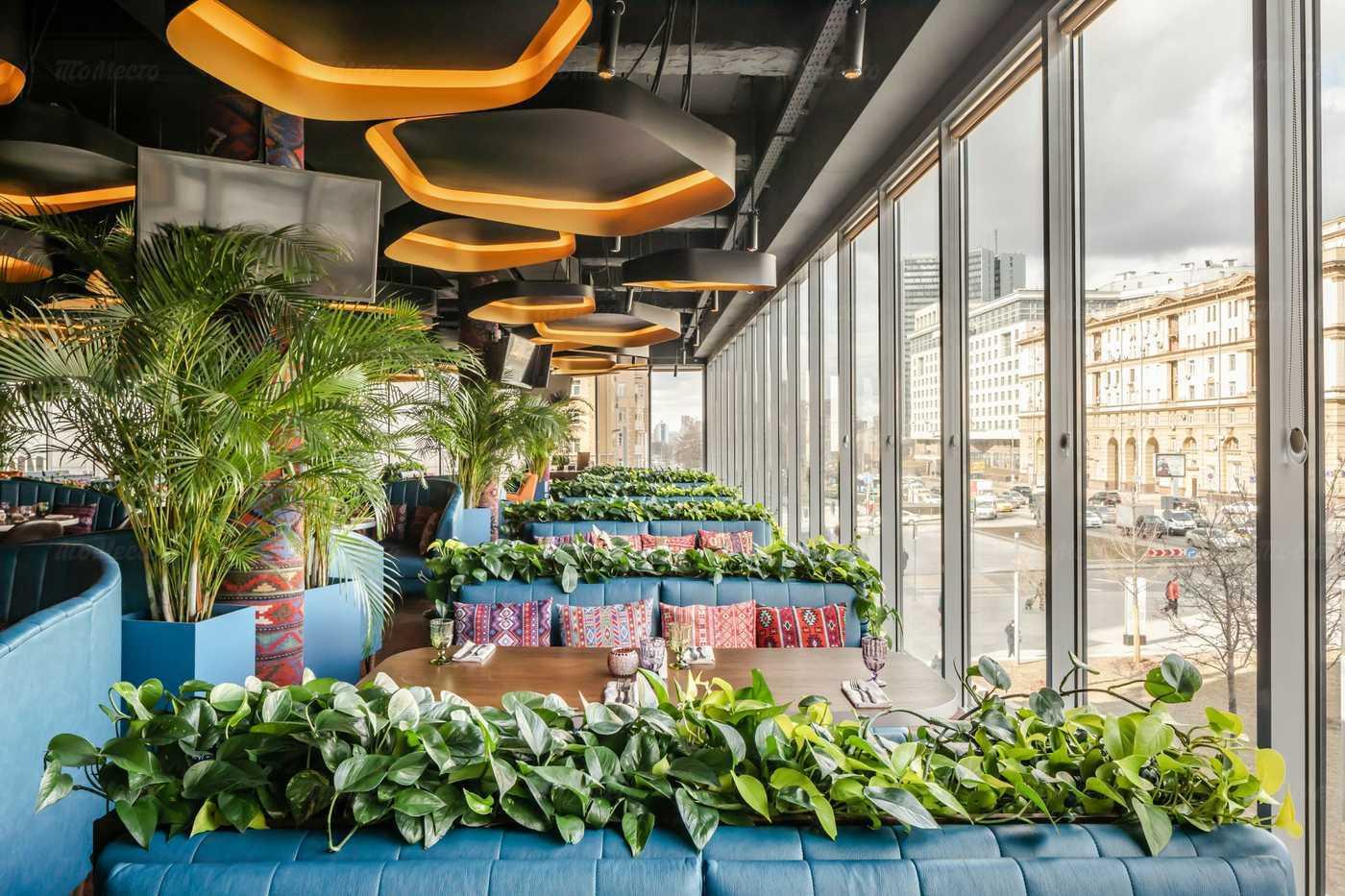 Ресторан Ишак (Eshak) на Новом Арбате  фото 3