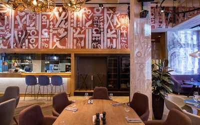 Банкетный зал ресторана Fado на Рочдельская фото 2