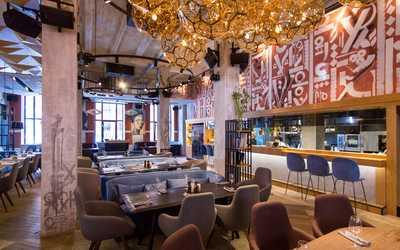 Банкетный зал ресторана Fado на Рочдельская фото 3