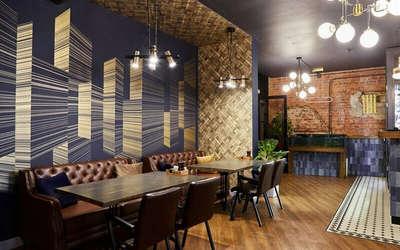 Банкеты ресторана Space Owl (Космо Сова) на Большой Полянке фото 2