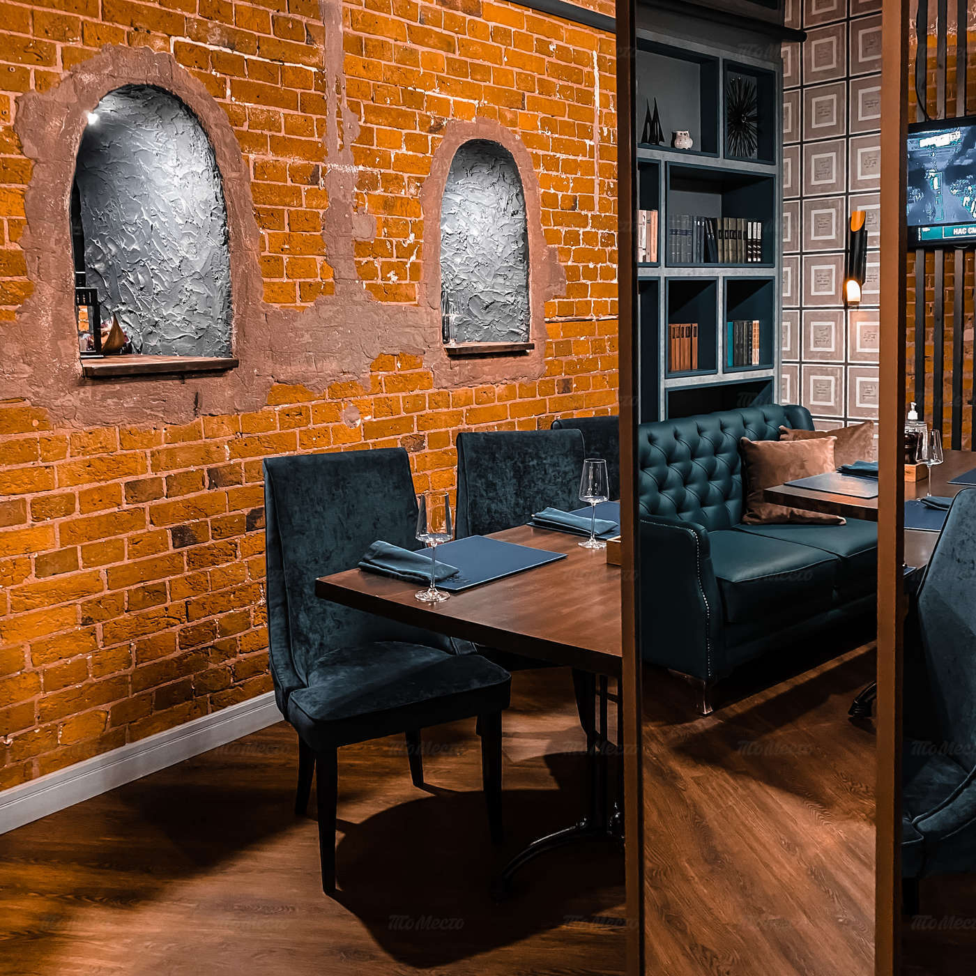 Ресторан Space Owl (Космо Сова) на Большой Полянке фото 12