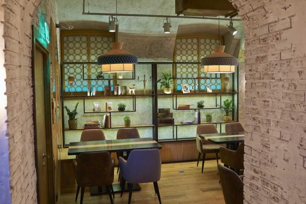 Ресторан IL LETTERATO (Литератор) На ул. Воздвиженке фото 4