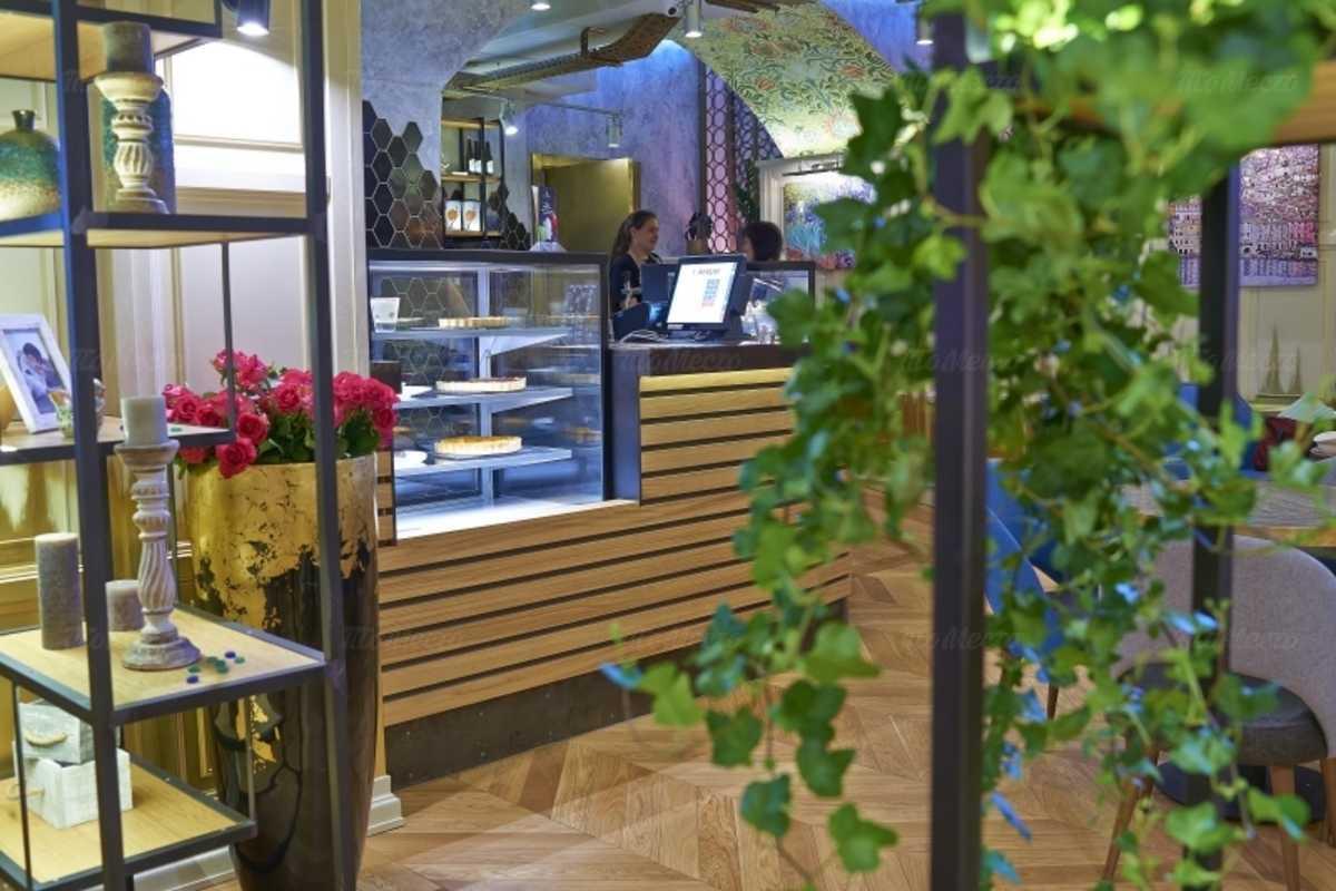 Ресторан IL LETTERATO (Литератор) На ул. Воздвиженке фото 5