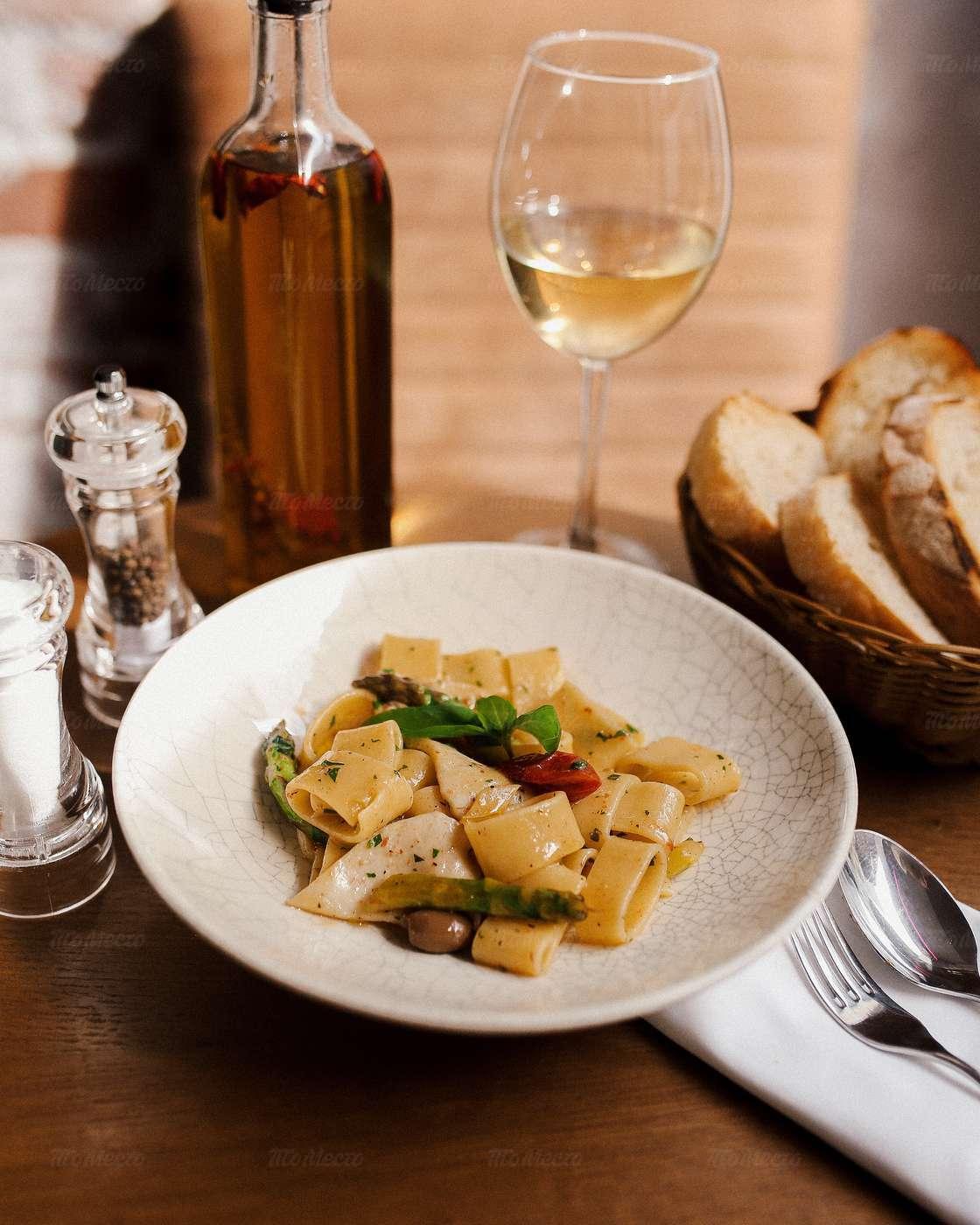 Меню ресторана IL LETTERATO (Литератор) На ул. Воздвиженке фото 27