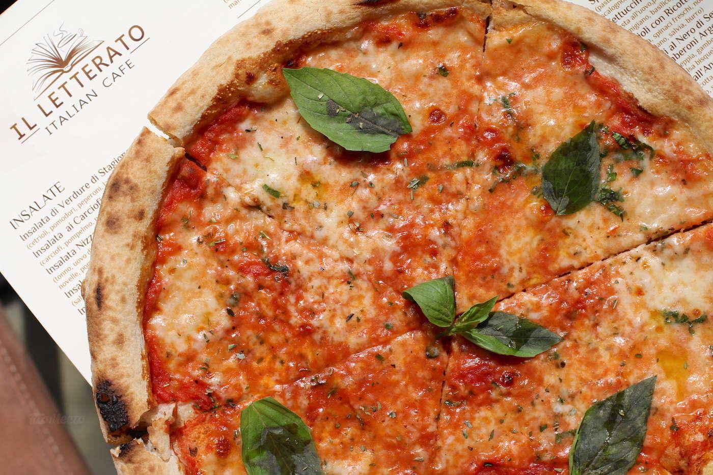 Меню ресторана IL LETTERATO (Литератор) На ул. Воздвиженке фото 14
