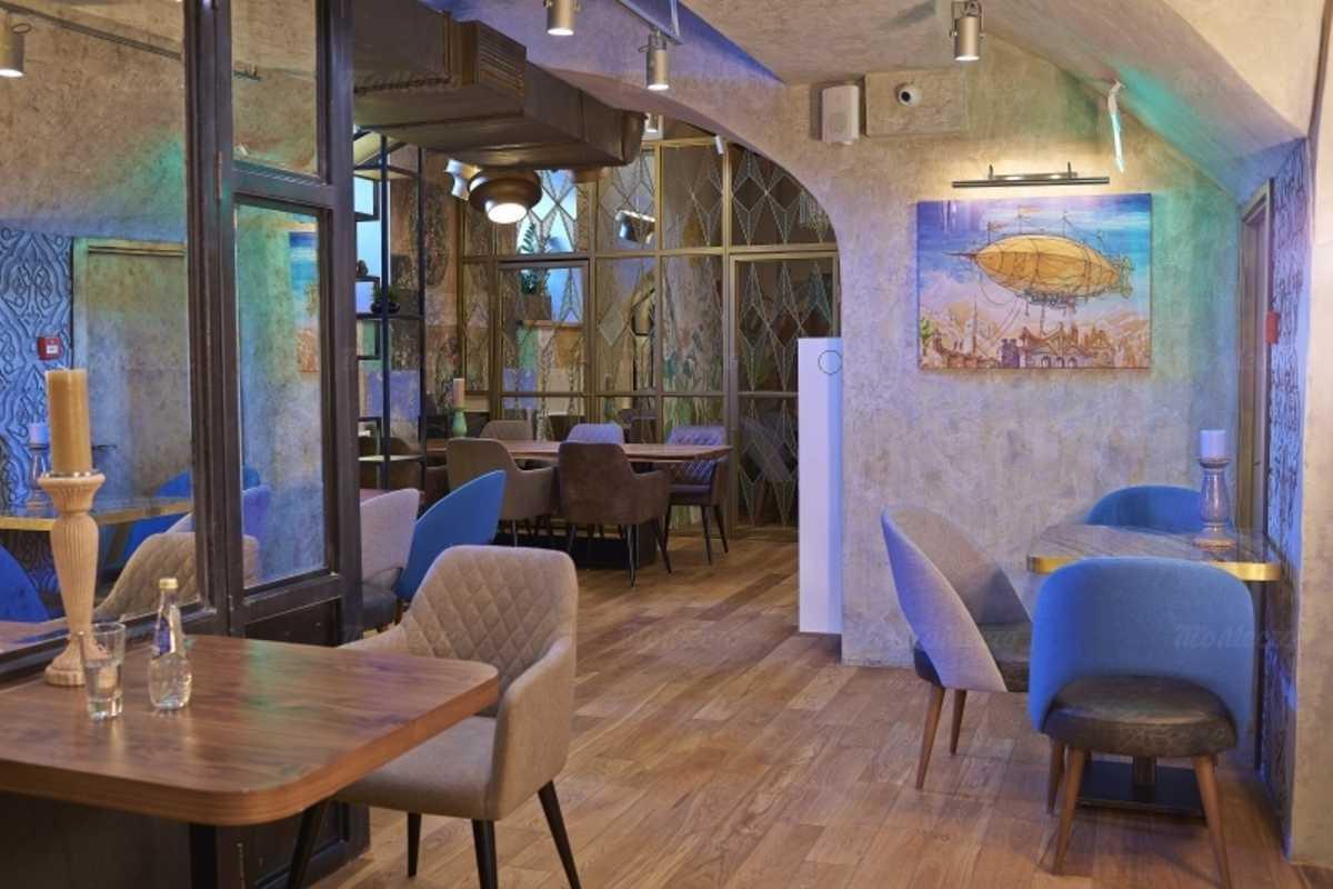 Ресторан IL LETTERATO (Литератор) На ул. Воздвиженке