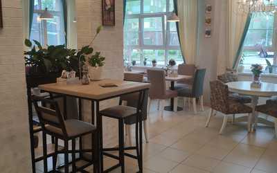 Банкетный зал кафе Вкусный УголОК на Волжской набережной фото 3