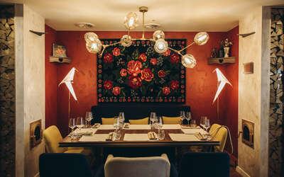 Банкетный зал ресторана Столица деревень на улице Осипенко фото 1