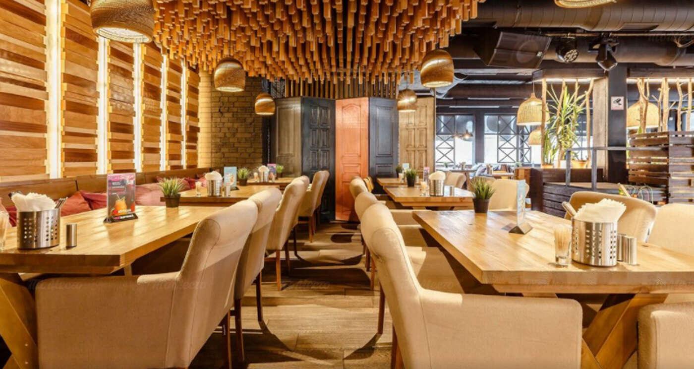 Ресторан Всё Хорошо! (VSЁХОРОШО!) на Бухарестской фото 13