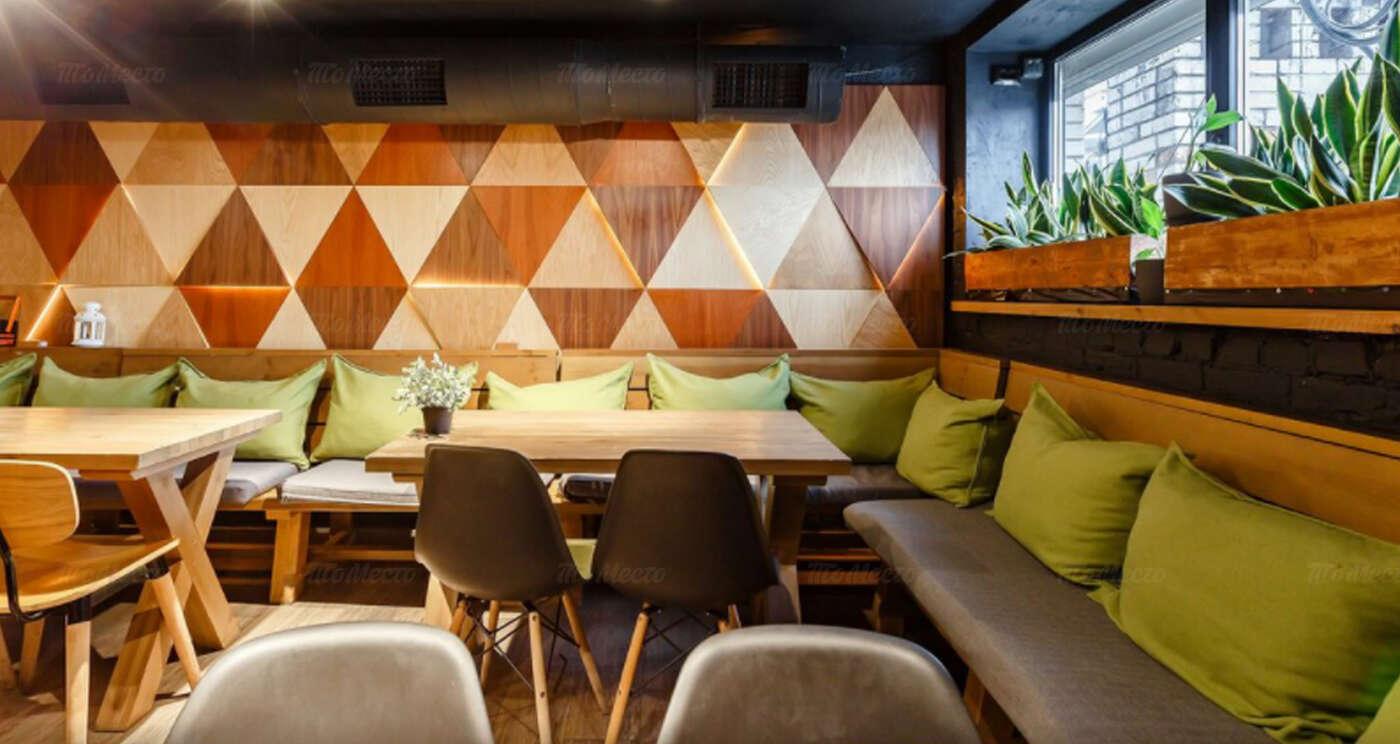 Ресторан Всё Хорошо! (VSЁХОРОШО!) на Бухарестской фото 22
