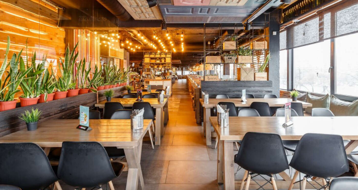 Ресторан Всё Хорошо! (VSЁХОРОШО!) на Бухарестской фото 10