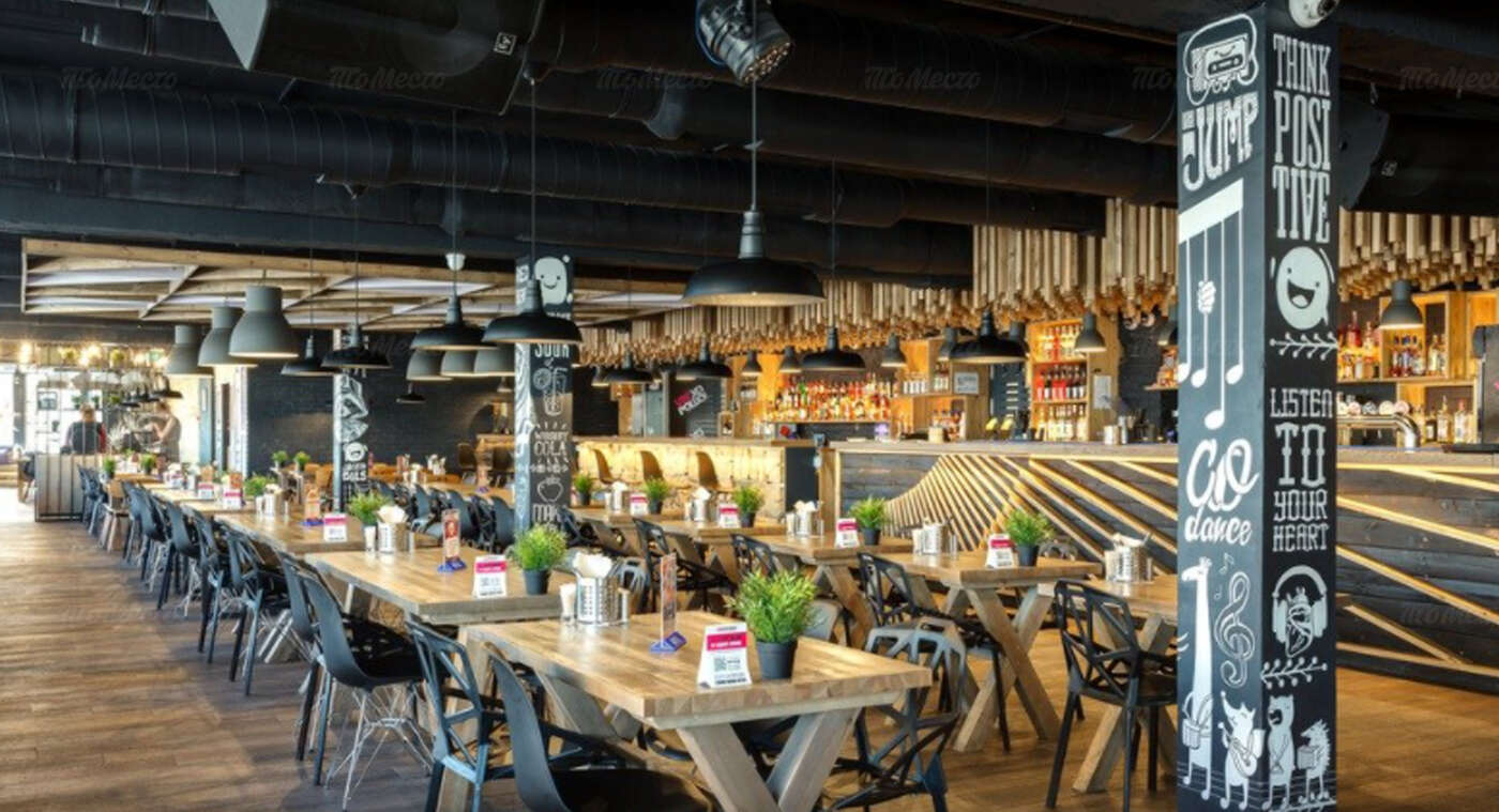 Ресторан Всё Хорошо! (VSЁХОРОШО!) на Бухарестской фото 30