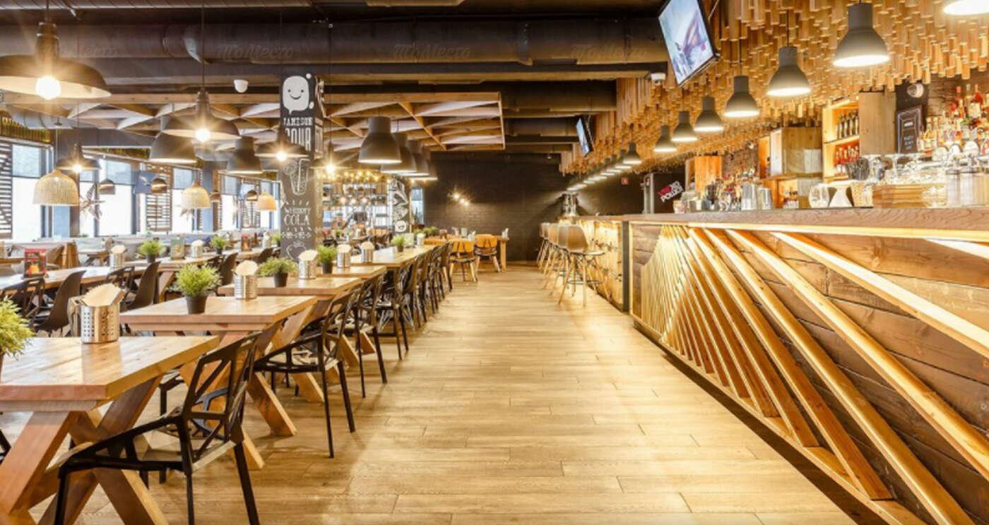 Ресторан Всё Хорошо! (VSЁХОРОШО!) на Бухарестской фото 20