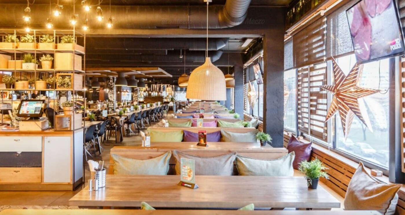 Ресторан Всё Хорошо! (VSЁХОРОШО!) на Бухарестской фото 21