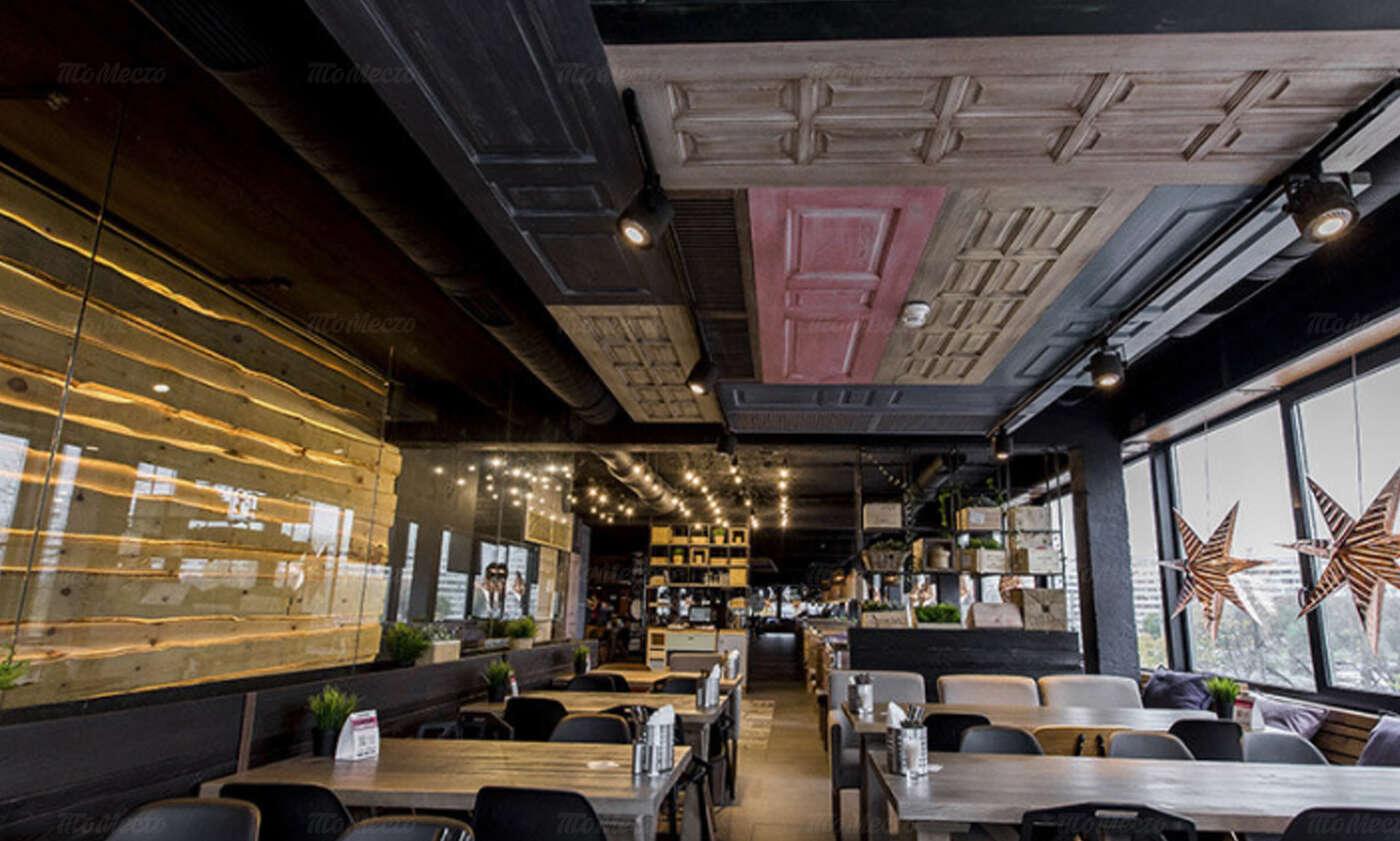 Ресторан Всё Хорошо! (VSЁХОРОШО!) на Бухарестской фото 32