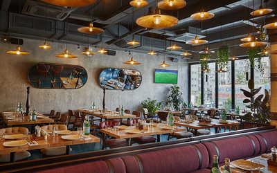 Банкетный зал ресторана Cihan (Джихан) На Новом Арбате фото 3