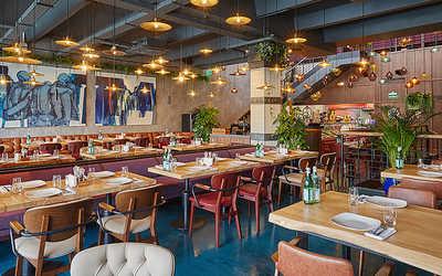 Банкетный зал ресторана Cihan (Джихан) На Новом Арбате фото 1