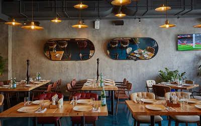 Банкетный зал ресторана Cihan (Джихан) На Новом Арбате фото 2