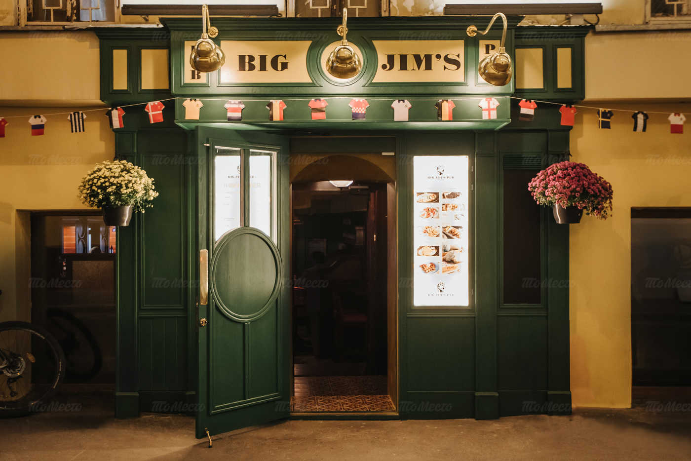 Паб Big Jim's (Биг Джимс) на Большой Никитской фото 8