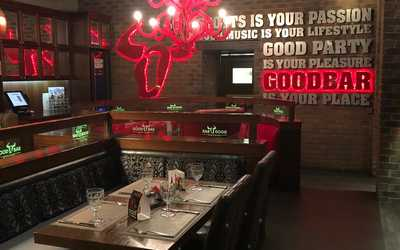 Банкетный зал ресторана Goodbar (Гудбар) на площади Ленина фото 2