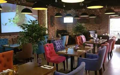 Банкетный зал ресторана Бараш на улице Вокзальной фото 2