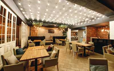 Банкетный зал ресторана Айва (Ayva) на Варварской фото 1