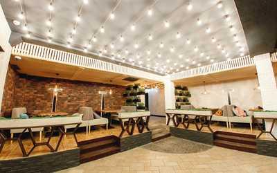 Банкетный зал ресторана Айва (Ayva) на Варварской фото 3