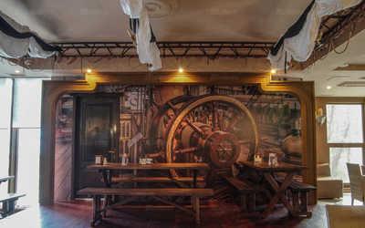 Банкетный зал гастробара Пиратская пристань на Красной фото 2