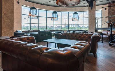 Банкетный зал ресторана Challenge Hookah на Генерала Белобородова фото 1