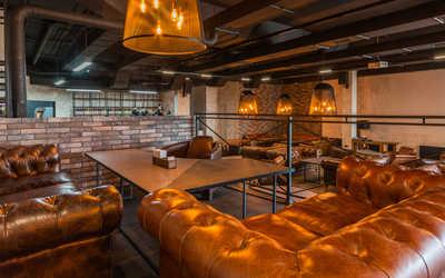 Банкетный зал ресторана Challenge на Генерала Белобородова фото 3